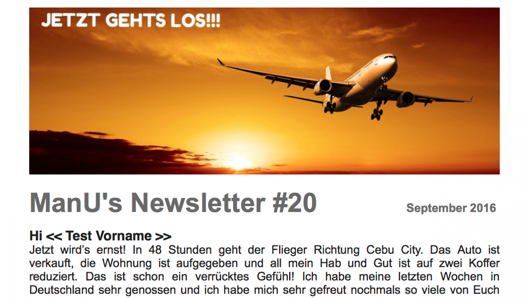 ManU's Newsletter #20
