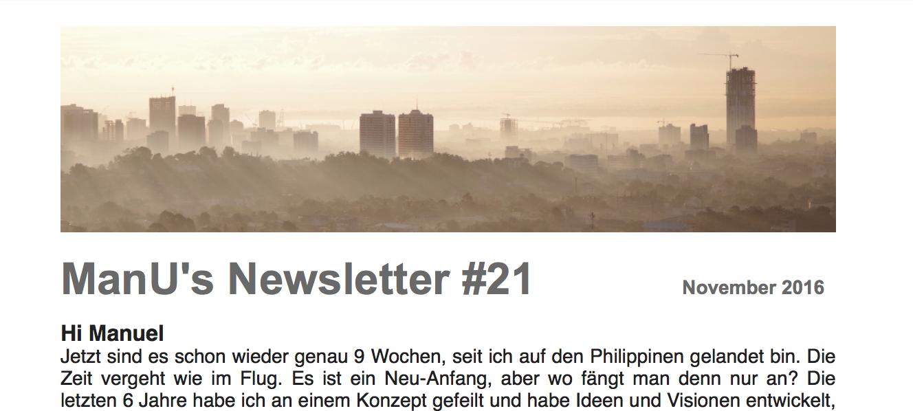ManU's Newsletter #21