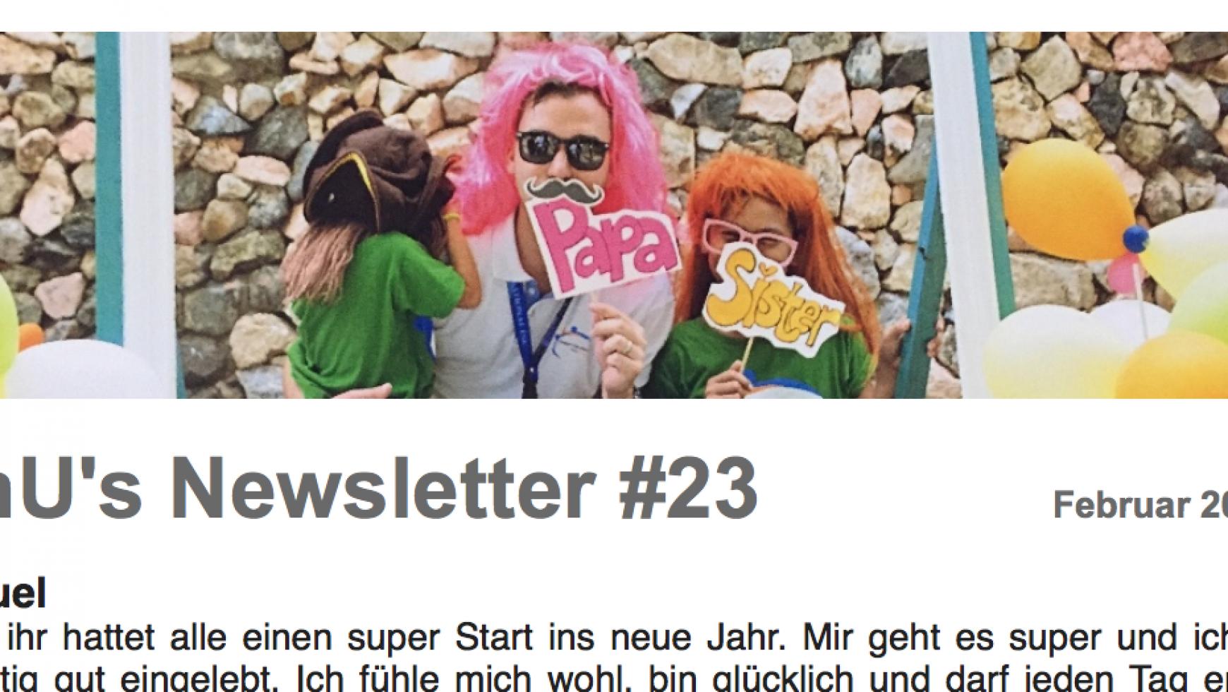ManU's Newsletter #23