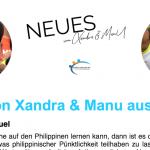 Neues von Xandra & ManU aus Cebu